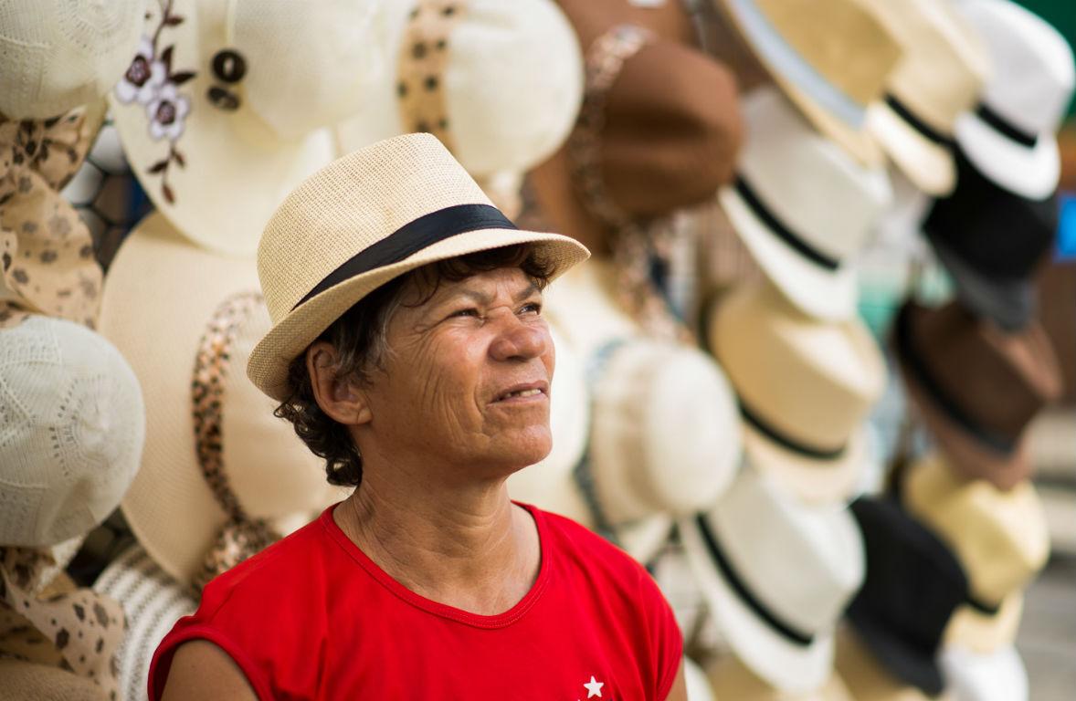 Marlene mora no bairro do Recife e paga R$ 600 no aluguel de um quarto. Foto: Inês Campelo/Marco Zero