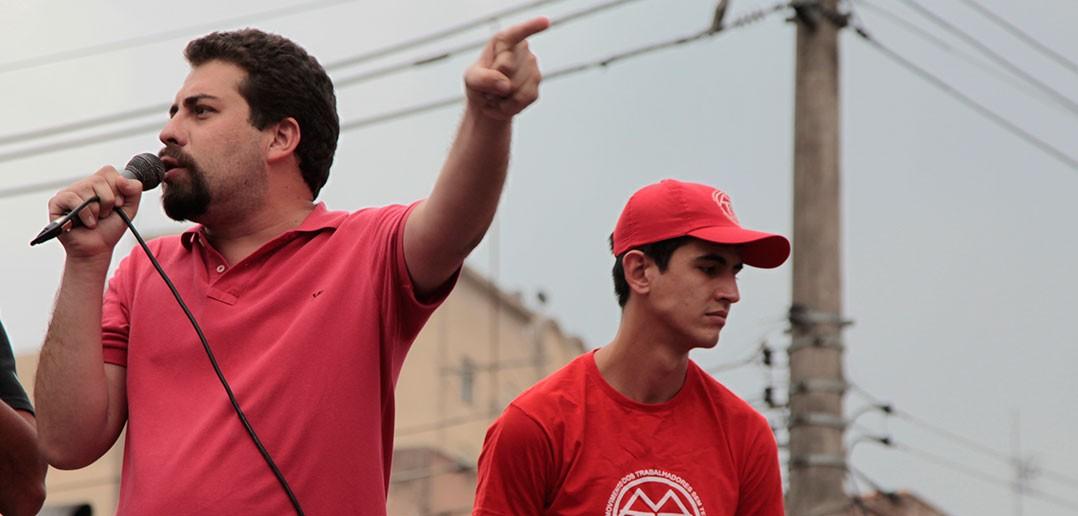 Guilherme Boulos. Foto: Oswaldo Corneti/ Fotos Públicas