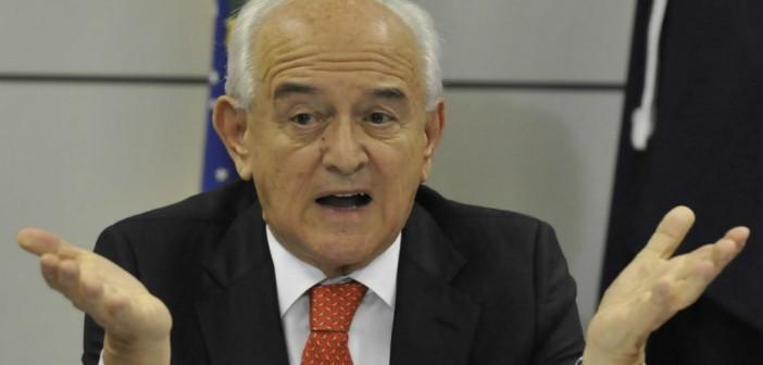 Ministro do Trabalho, Manoel Dias, pode estar com os dias contados.  Foto: José Cruz/ABr