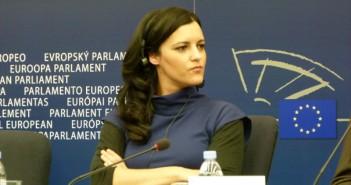 Marisa Matias, representante de Portugal no Parlamento Europeu. Foto: Reprodução Internet