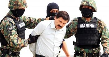 O maior traficante mexicano é preso após duas fugas de presídios. Agência Lusa - Mario Guzman