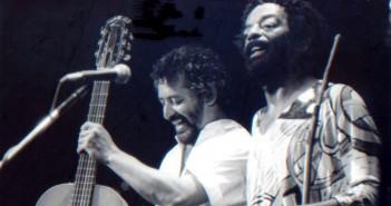 Geraldo Azevedo e Naná Vasconcelos