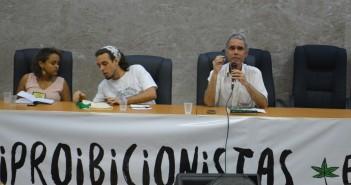 Antiproibicionismo em debate no Recife