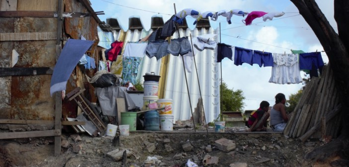 O inflamável teor das favelas