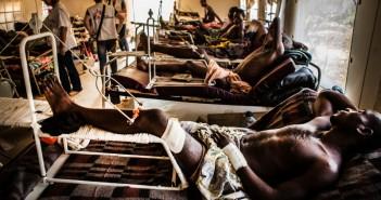 República Centro-Africana. Foto: Juan Carlos Tomasi / MSF