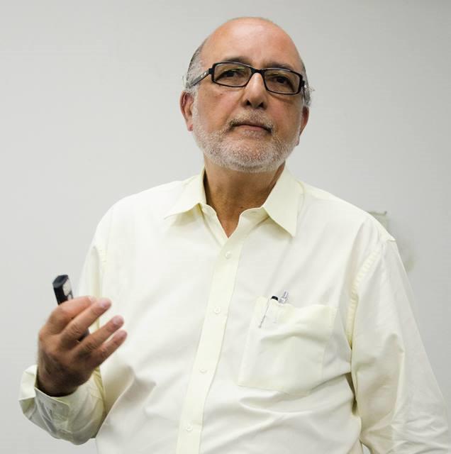 Everton Botelho Sougey, psiquiatra clínico, professor da Universidade Federal de Pernambuco e presidente da Sociedade Pernambucana de Psiquiatria