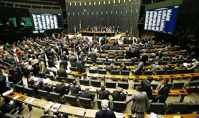 A pauta da PEC 55 só foi possível graças ao impeachment da ex-presidenta Dilma Roussef que teve o amplo apoio do Congresso Nacional