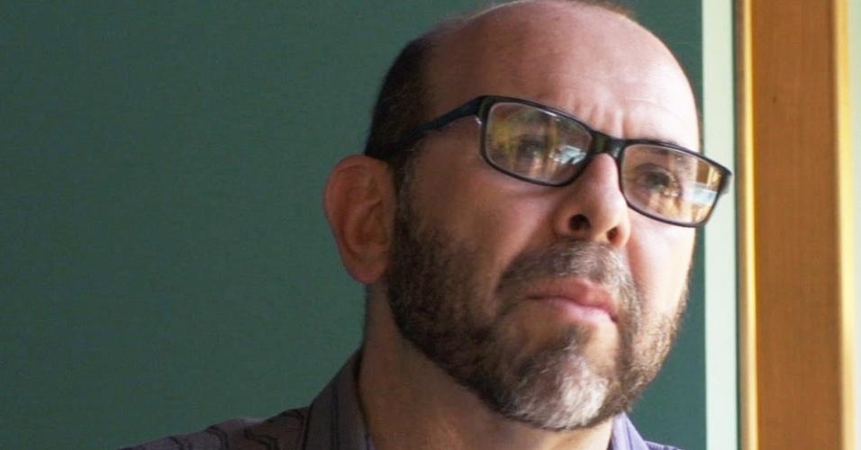 """Para Leandro Fortes, o jornalismo praticado pela grande mídia está partidarizado. """"A matéria é decidida dentro da redação. O repórter vai para a rua apenas buscar as aspas"""""""
