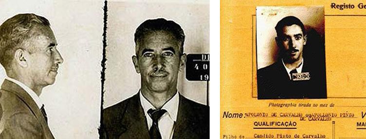 Apolônio de Carvalho fundou com Gorender o PCBR, uma dissidência do PCB (Foto: Divulgação/Memórias da Ditadura)
