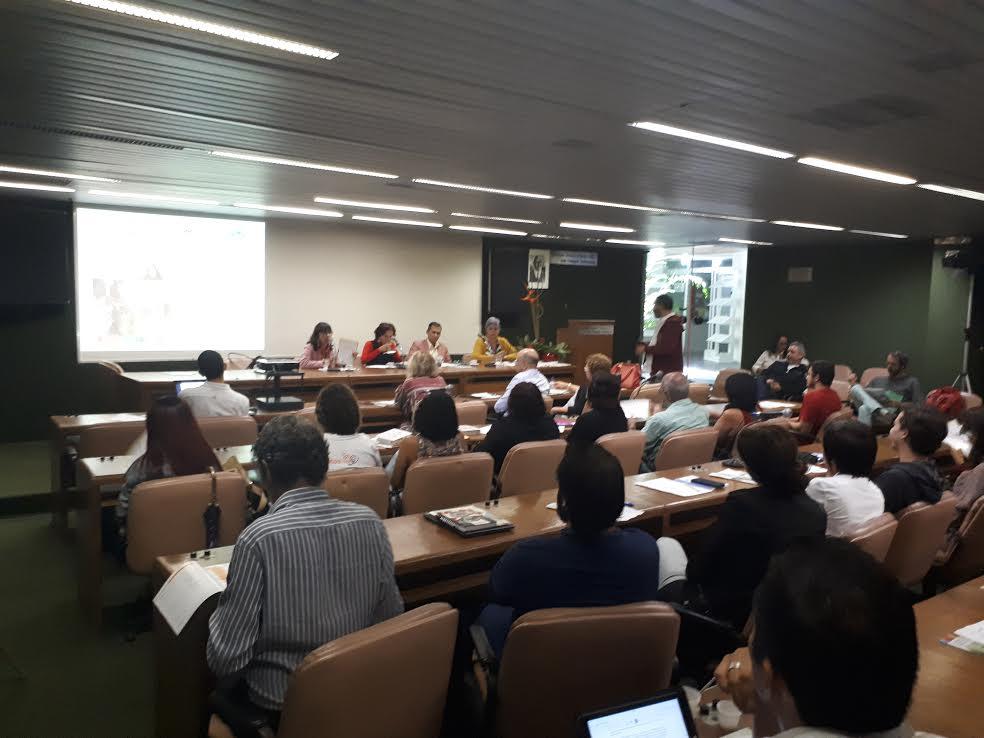 Entidades apresentam Relatório Luz da Agenda 2030 no auditório da Fundaj, no Recife