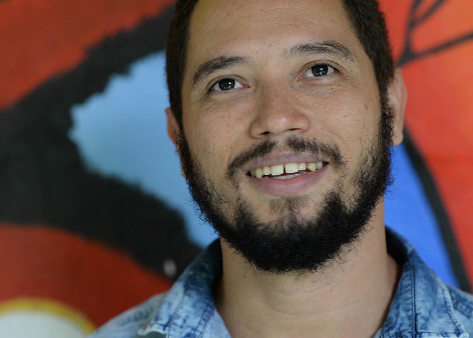 Daniel Fernandes, , idealizador do canal Prosa Positiva