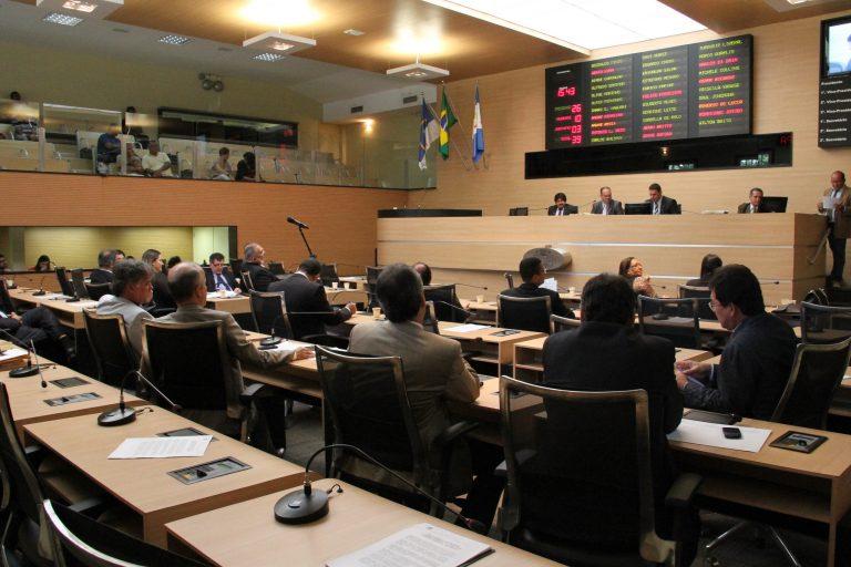 Plenário da Câmara do Recife