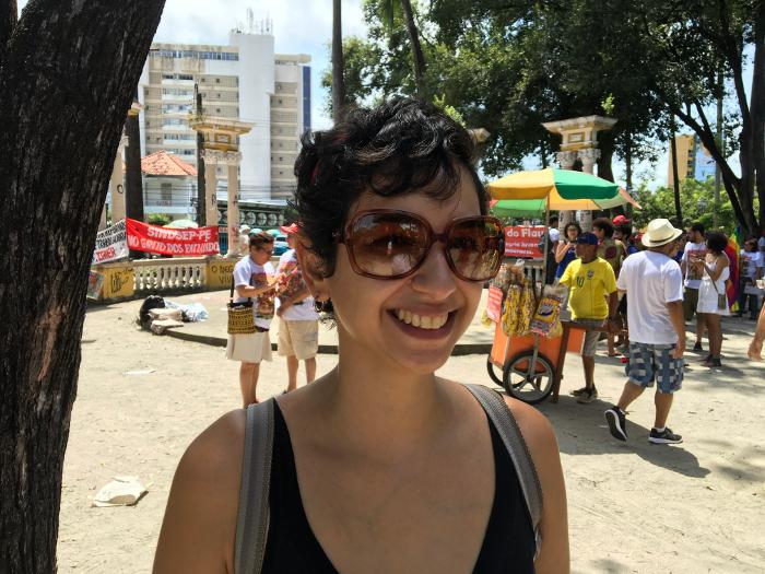 Soraia Carvalho Ocupas