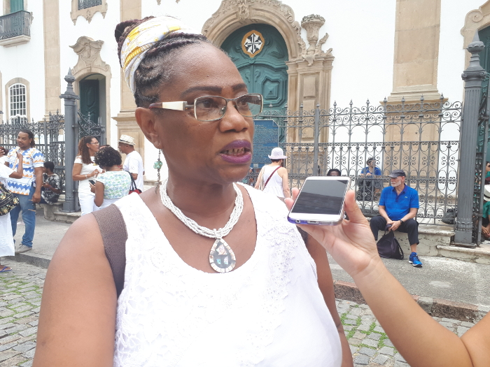 Lindinalva de Paula: Marielle morreu porque era uma voz ativa e crítica em favor da mulher negra e de periferia