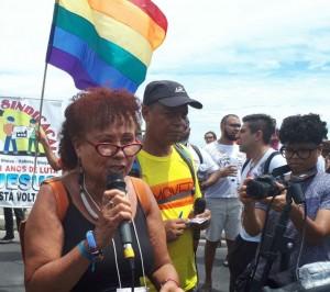 Janete Rocha, vereadora de Guarulhos pelo PT