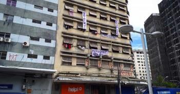 ocupação fachada