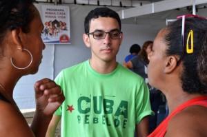 Segundo o secretário de Economia Solidária Diego Zeidan , o Bolsa Mumbuca é o carro chefe das políticas sociais de Maricá