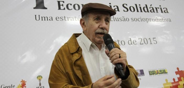 Paul Singer, o maestro da economia solidária brasileira