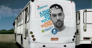 Campanha publicitária do Sindicato das Empresas de Transporte Público de Pernambuco (Urbana-PE)
