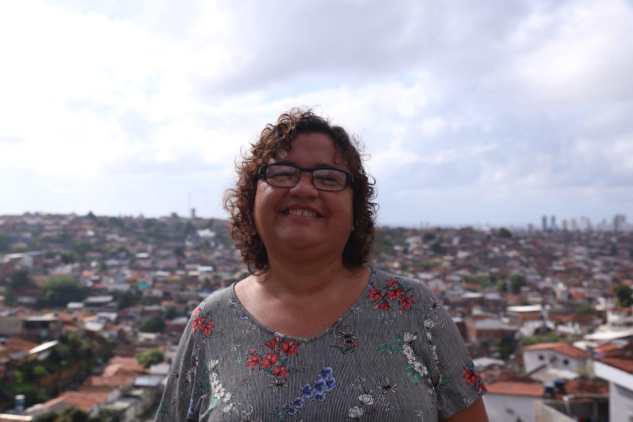 """""""Quando as mulheres decide ocupar os espaços, elas ocupam com a diversidade de seus corpos"""", Kátia Cunha."""