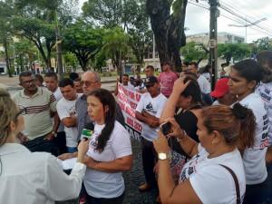 posseiros protesto
