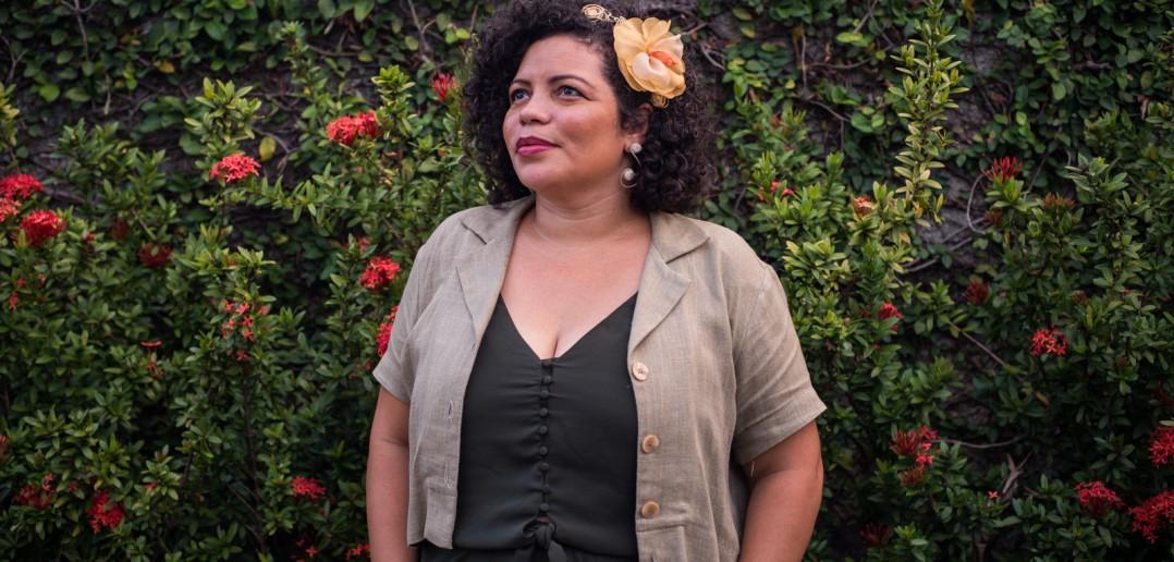 Dani Portela está se candidatando pela primeira vez. Foto: Inês Campelo/Marco Zero Conteúdo