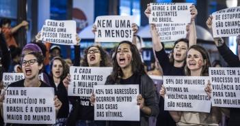 Poucos candidatos apresentam propostas concretas para as mulheres. Foto: Gibran Mendes/Divulgação