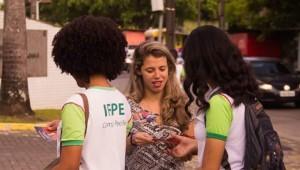 A candidata Dyanne Barros. Foto: Divulgação
