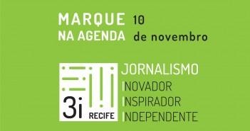 festival 3i jornalismo digital recife