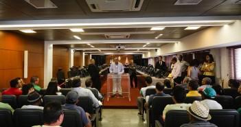 Acordo entre trabalhadores e empresários foi firmado no Tribunal do Trabalho (foto: TRT)