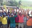 Canavieiros de Pernambuco deflagram paralisação. Última greve da categoria foi em 2005 (foto: Fetaepe)