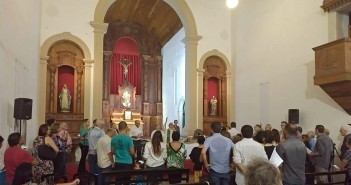 Missa homenageia Manoel Mattos
