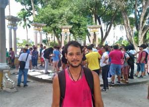 Leonardo Tenório, da AHTM
