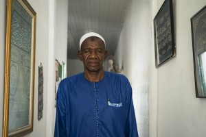Recife, 08 de fevereiro de 2019. Matéria sobre imigrantes no recife. Na foto o senegalês, Amadou Toure. Crédito: Inês Campelo/MZ Conteúdo
