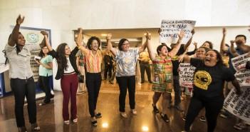 Comemoração das Juntas. Fotos: Inês Campelo/MZ Conteúdo