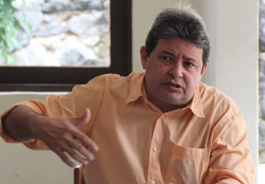 Secretário de Patrimônio, Cultura e Turismo de Olinda, João Luiz