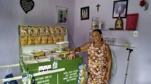 """Remígio, 14 de março de 2019. Pelo décimo ano, as mulheres do Polo da Borborema, em parceria com a AS-PTA Agricultura Familiar e Agroecologia, realizaram a """"Marcha pela Vida das Mulheres e pela Agroecologia"""". O evento surgiu em 2010, com dois grand"""