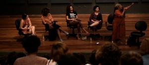 Debate arte ativismo_Foto Mayara Santana 18.04.2018