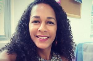 Geovana Borges, da Diretoria LGBT (UFPE). Crédito: Arquivo pessoal