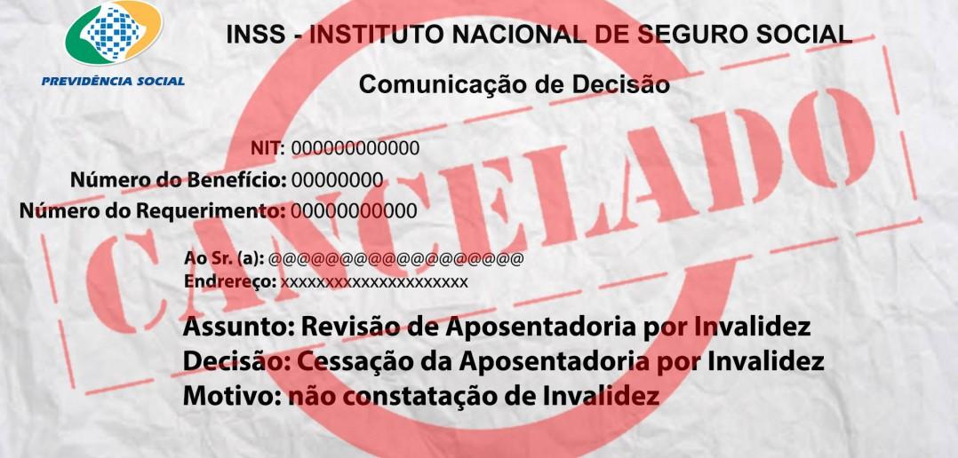 INSS CANCELADO 1