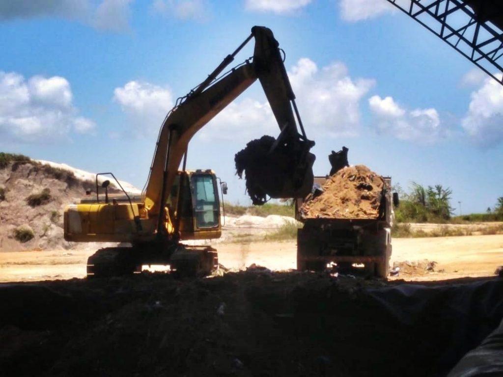 O óleo retirado das praias de Pernambuco está alimentando caldeiras das indústrias de cimento