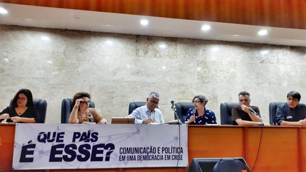 """Até esta quinta-feira (3), o """"Que país é esse?"""" discutirá a conjuntura política brasileira no campus da UFPE"""