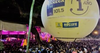 Foto: Facebook Rádio Frei Caneca FM