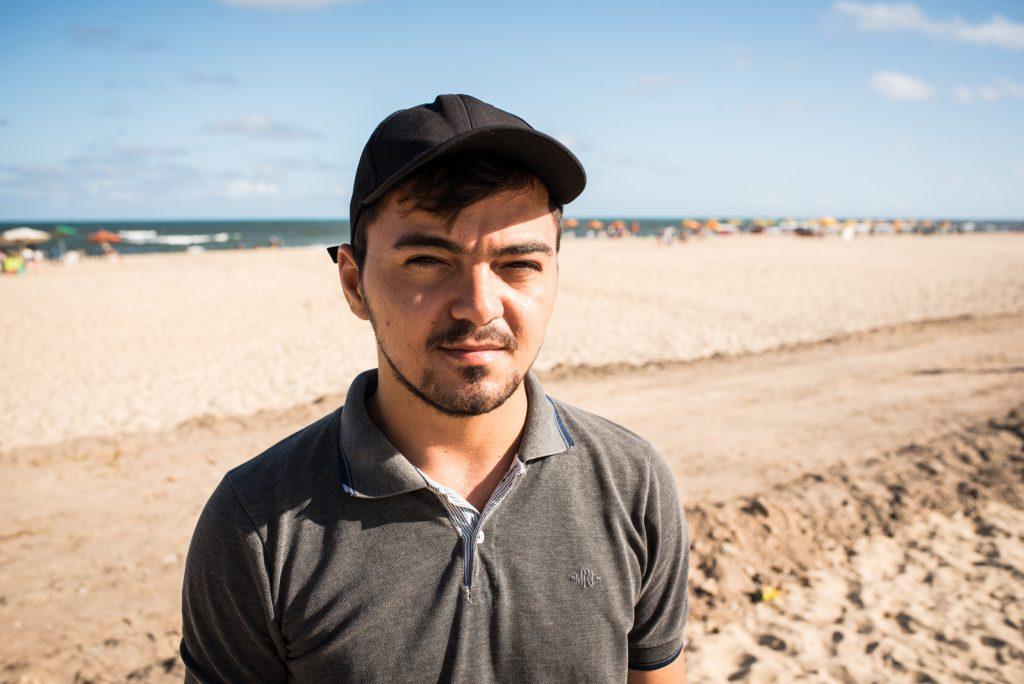 Eddie Rodrigues criou um perfil no Instagram para fazer campanha contra a obra