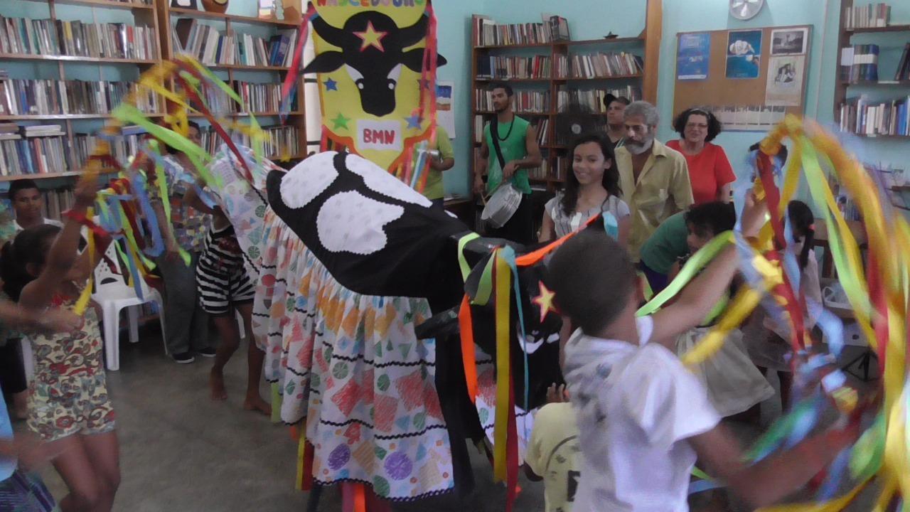 Biblioteca Multicultural Nascedouro