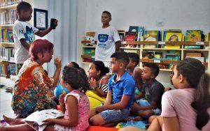 Biblioteca popular do Coque