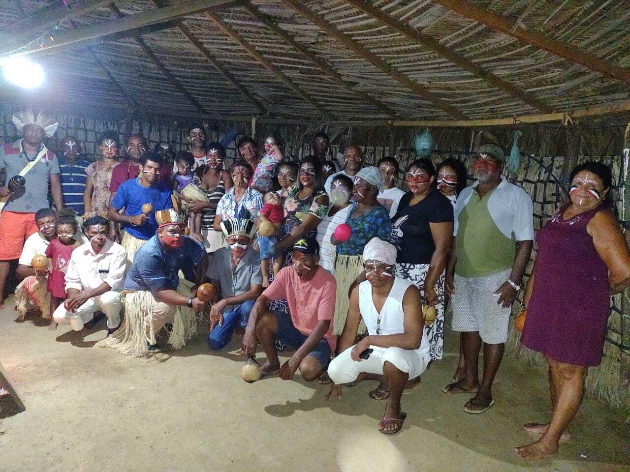 Comunidade indígena Atikum