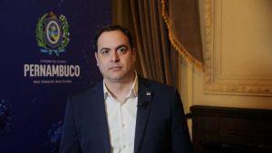 Paulo Câmara comemora pesquisa de Harvard que aponta Pernambuco com o melhor resultado no enfrentamento à covid-19 no Brasil