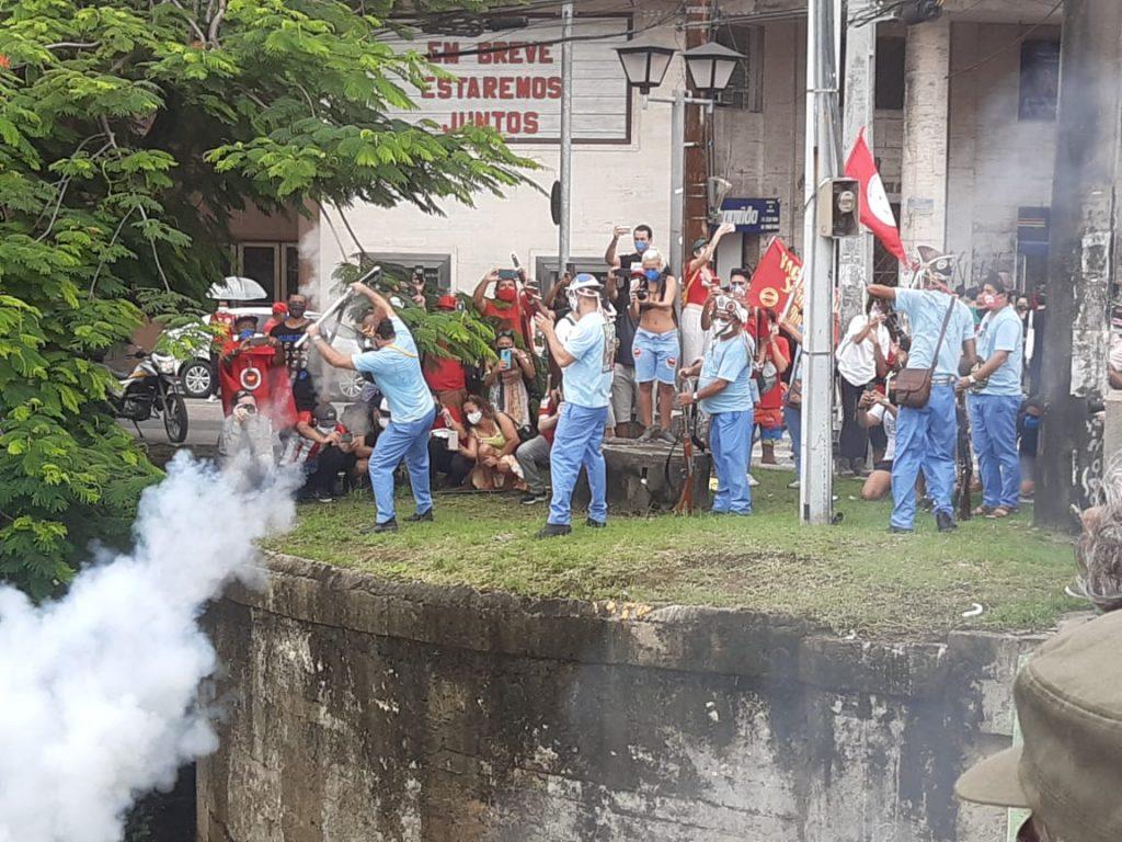 Ato #3J no Recife - Fora Bolsonaro