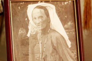 retrato de Maria Cordeiro